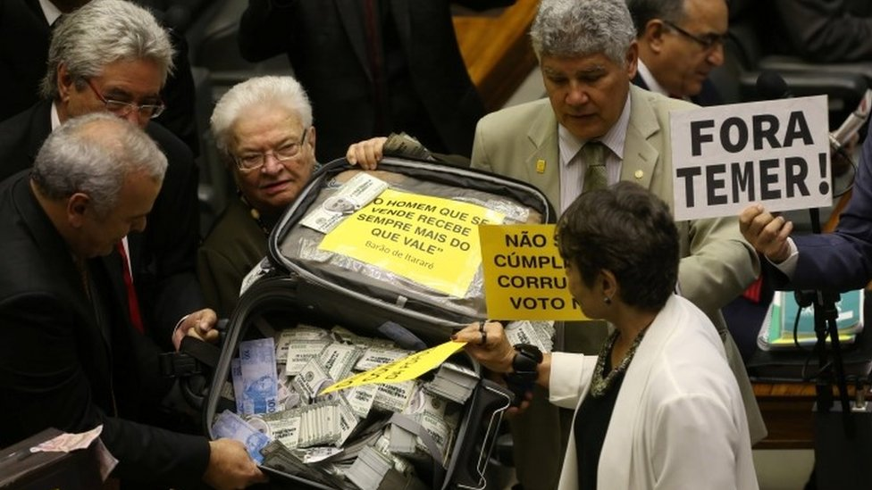 Brazilians in the south asked to vote on secession