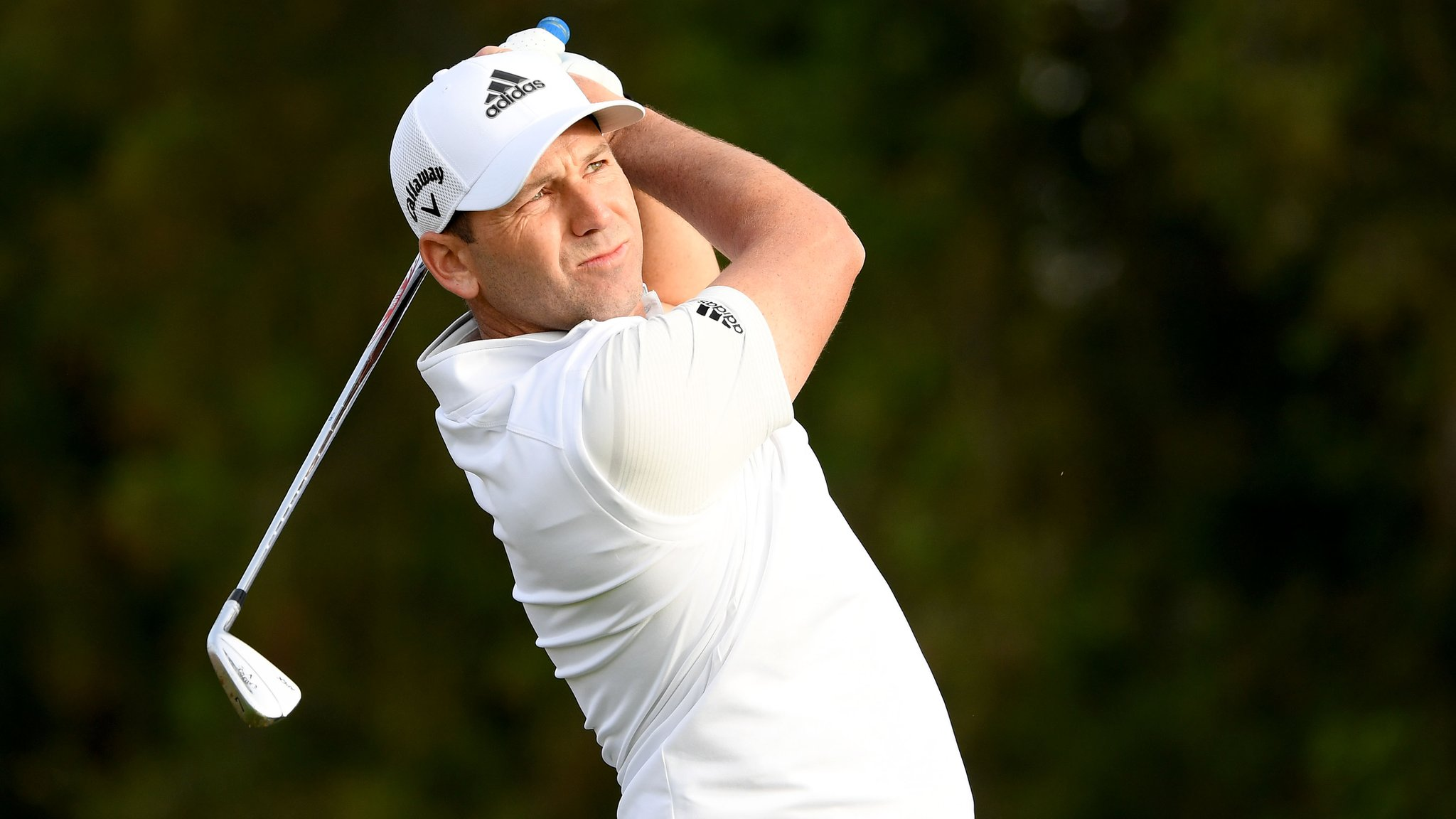 I want to learn and move forward - Sergio Garcia apologises for disqualification