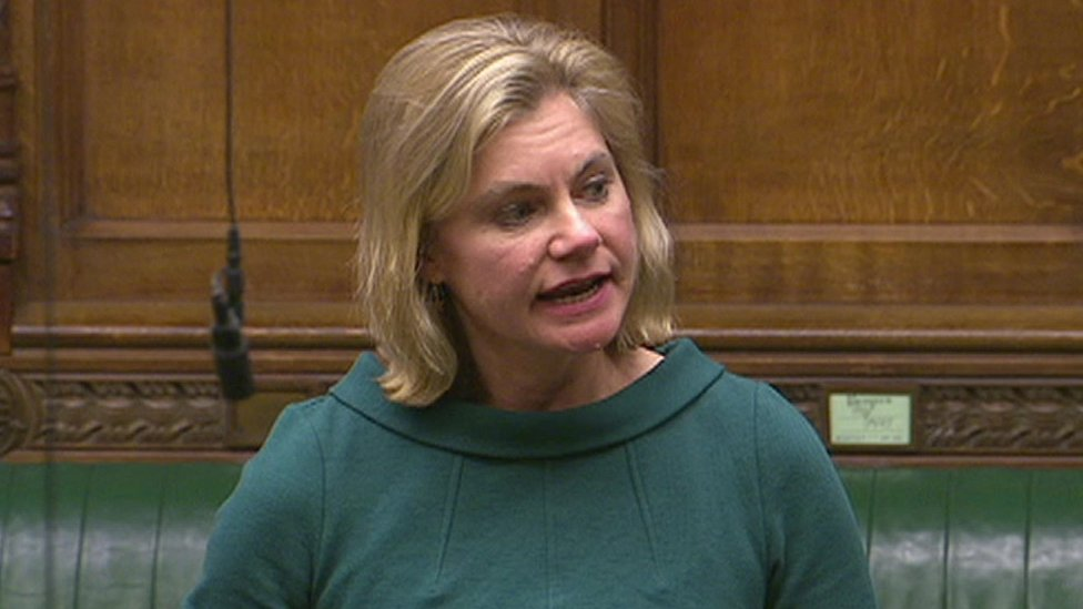 Justine Greening: Next generation of MPs could 'improve or undo' Brexit