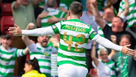 Watch: Scottish Cup - last season's best goals