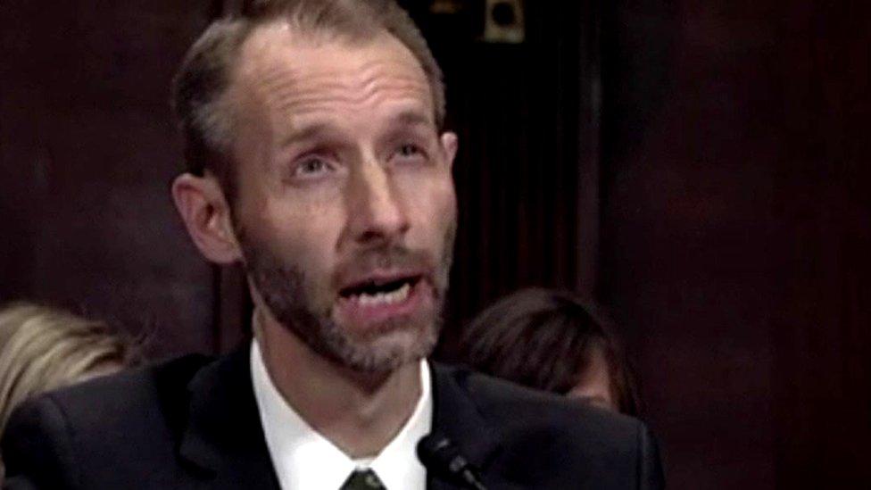 Matthew Petersen: Trump's nominee for judge flubs law test
