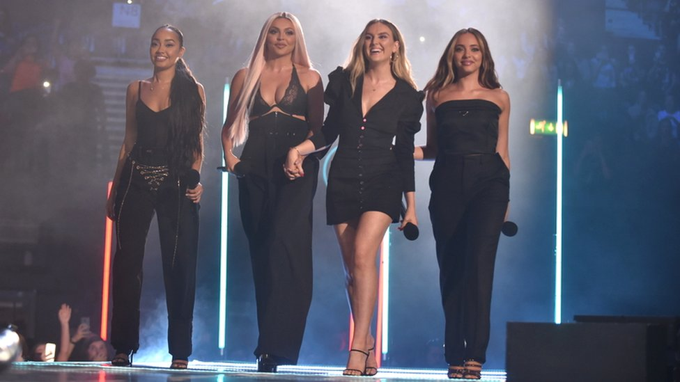 Teen Awards: Little Mix, BTS and Cardi B winners at Radio 1 awards