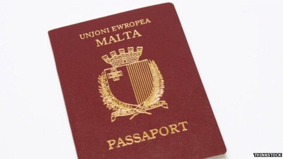 بدأت مالطا تبيع جوازات سفرها منذ عام 2014