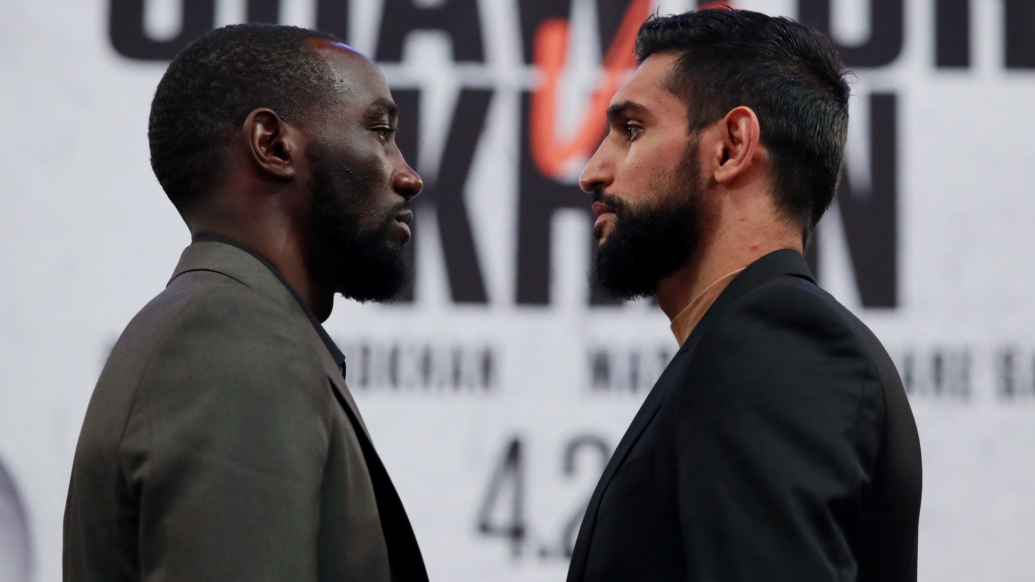 I can't make any mistakes against Crawford - Khan