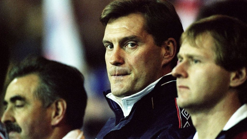 Quiz: Can you name England's team that beat the Czech Republic in 1998?