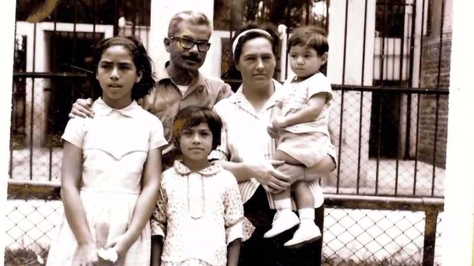 Familia Molina Theissen (Foto: familia Molina Theissen)