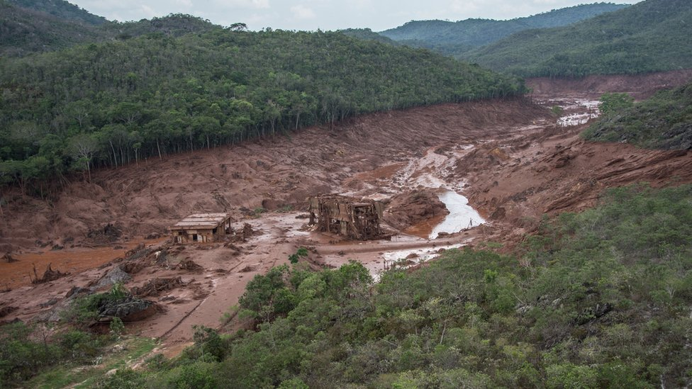 Brazil charges BHP and Vale staff over mine collapse
