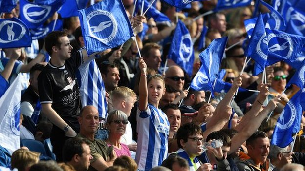 Brighton & beyond: Fans v homophobia in the Premier League