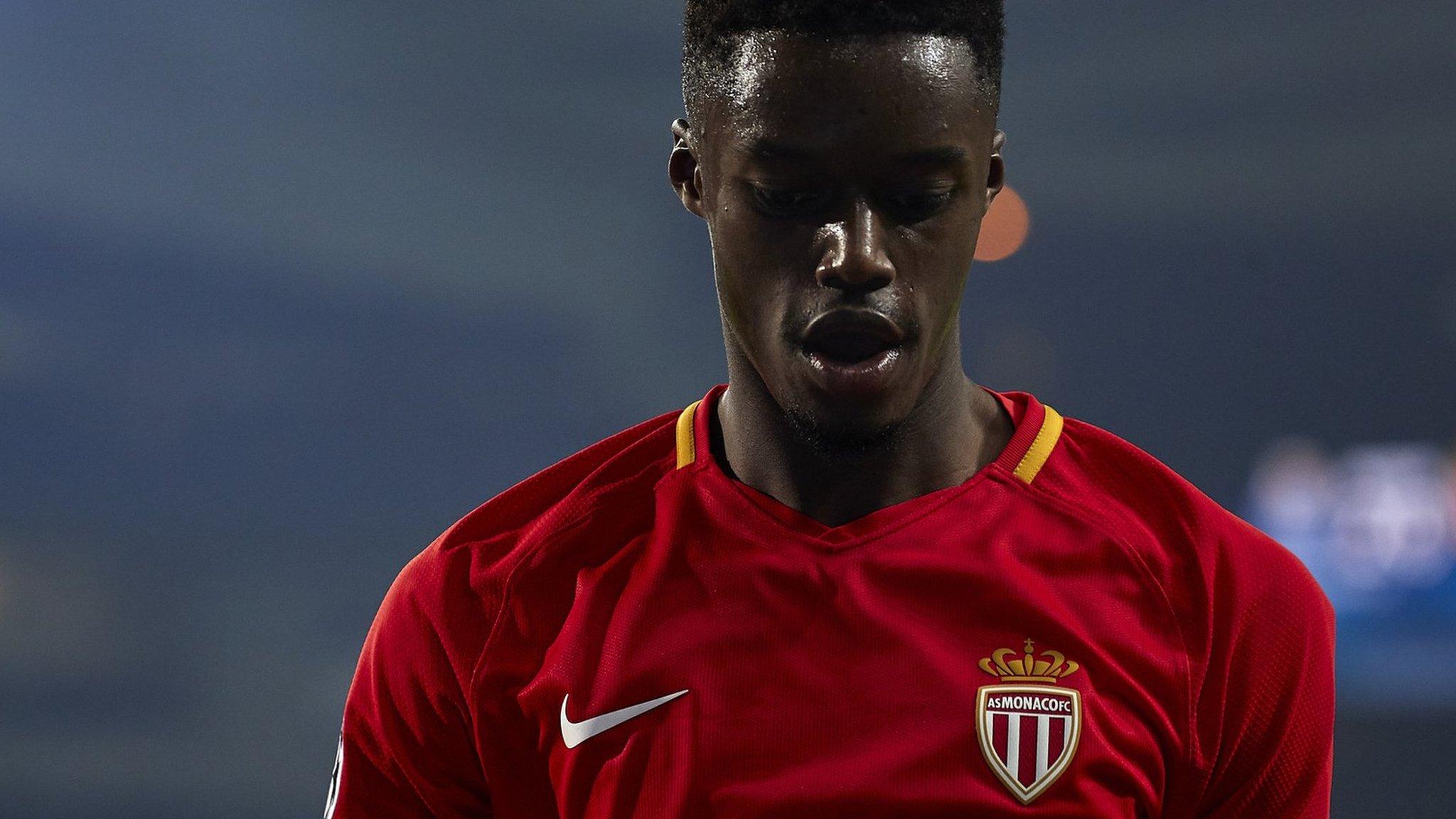 Adama Diakhaby: Huddersfield sign Monaco midfielder on three-year deal
