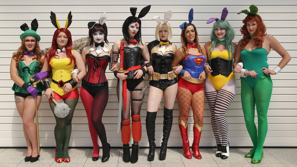 Meet the women and girls who rocked Comic Con