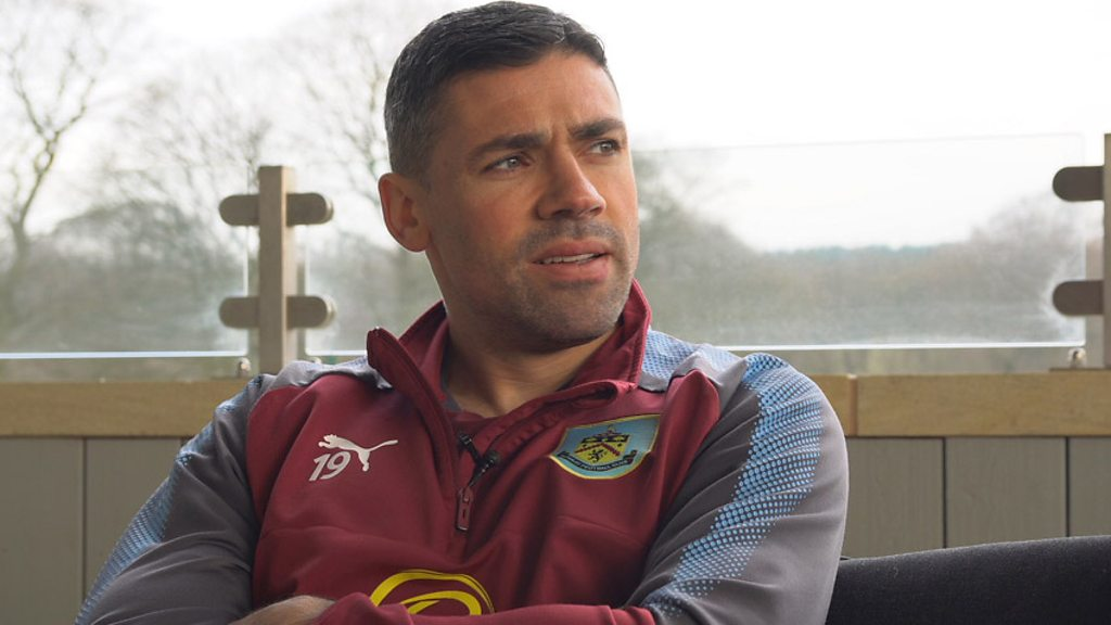 Jonathan Walters: Burnley striker says 'I never grieved after my mother died'