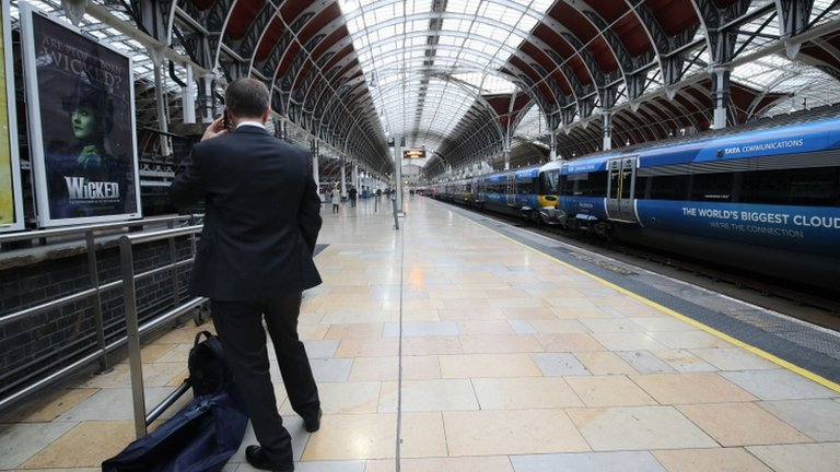 Paddington station: Passengers face major disruption