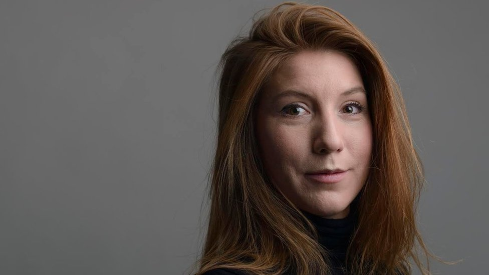 Знайшли голову журналістки, що зникла із субмарини