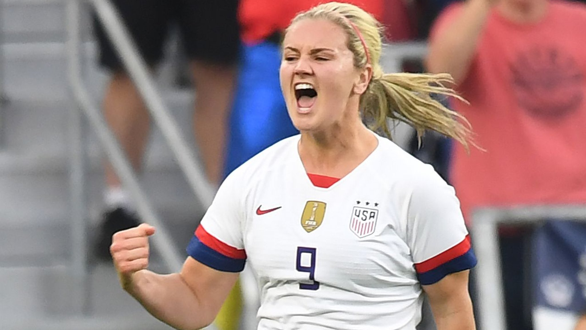 BBC Women's Footballer of the Year 2019: Lindsey Horan profile