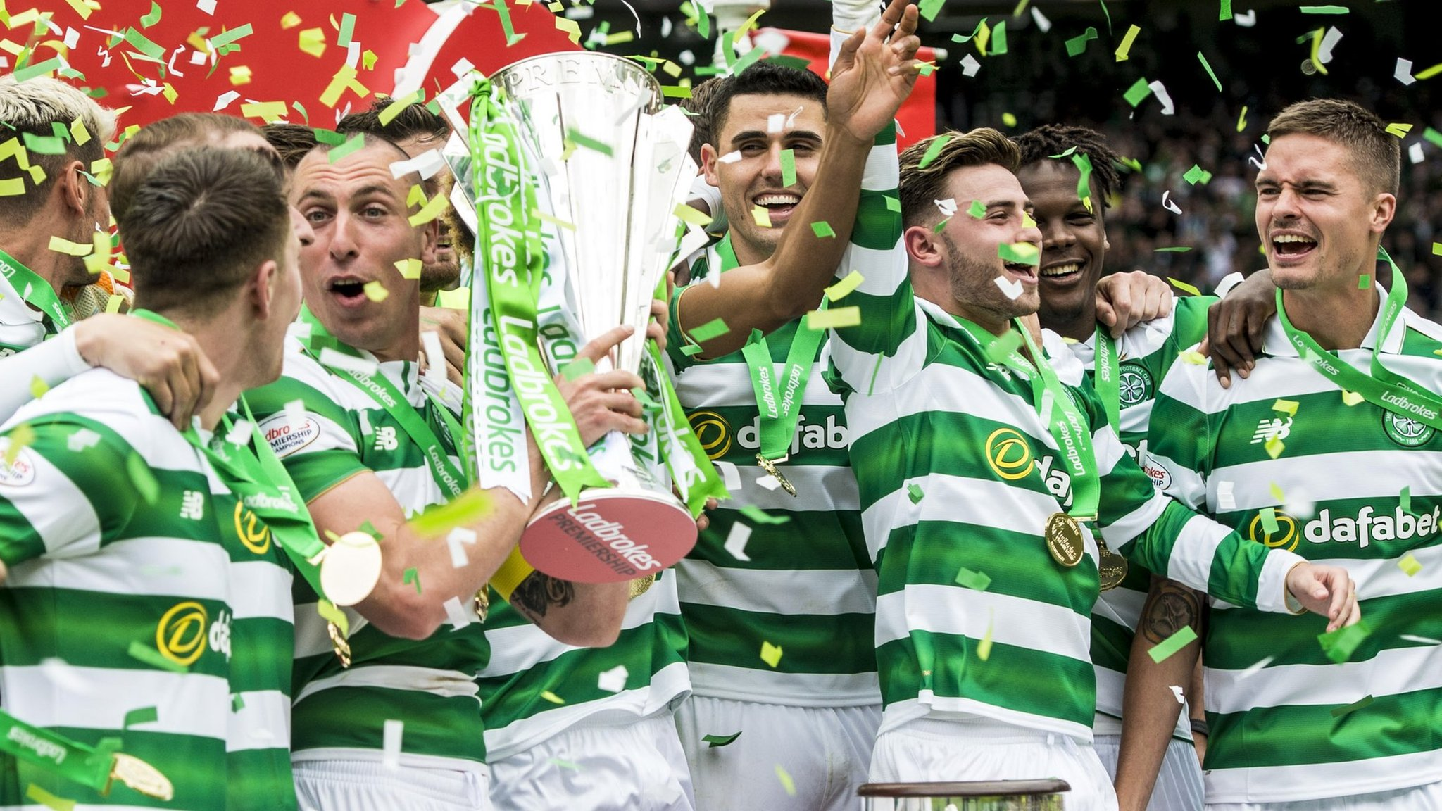 Scottish Premiership fixtures: Celtic open title defence at home to Hearts