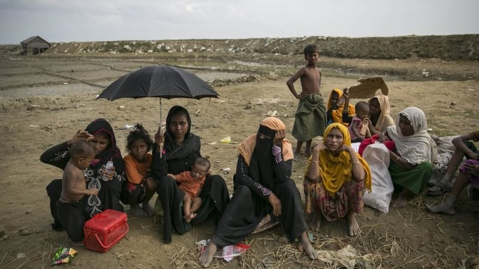 Extra £12m in UK aid pledged for Myanmar's Rohingya