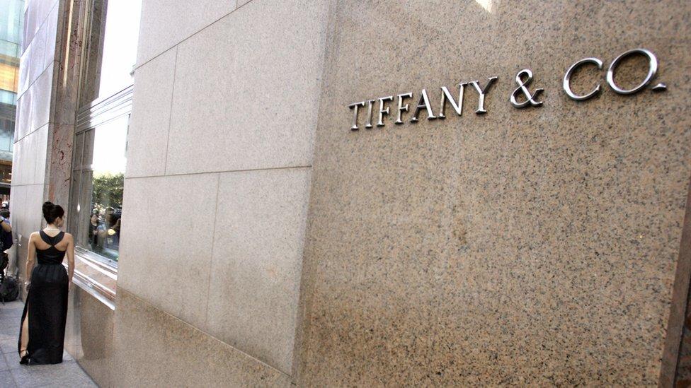 Un desayuno completo en Tiffany puede costar unos US$29.