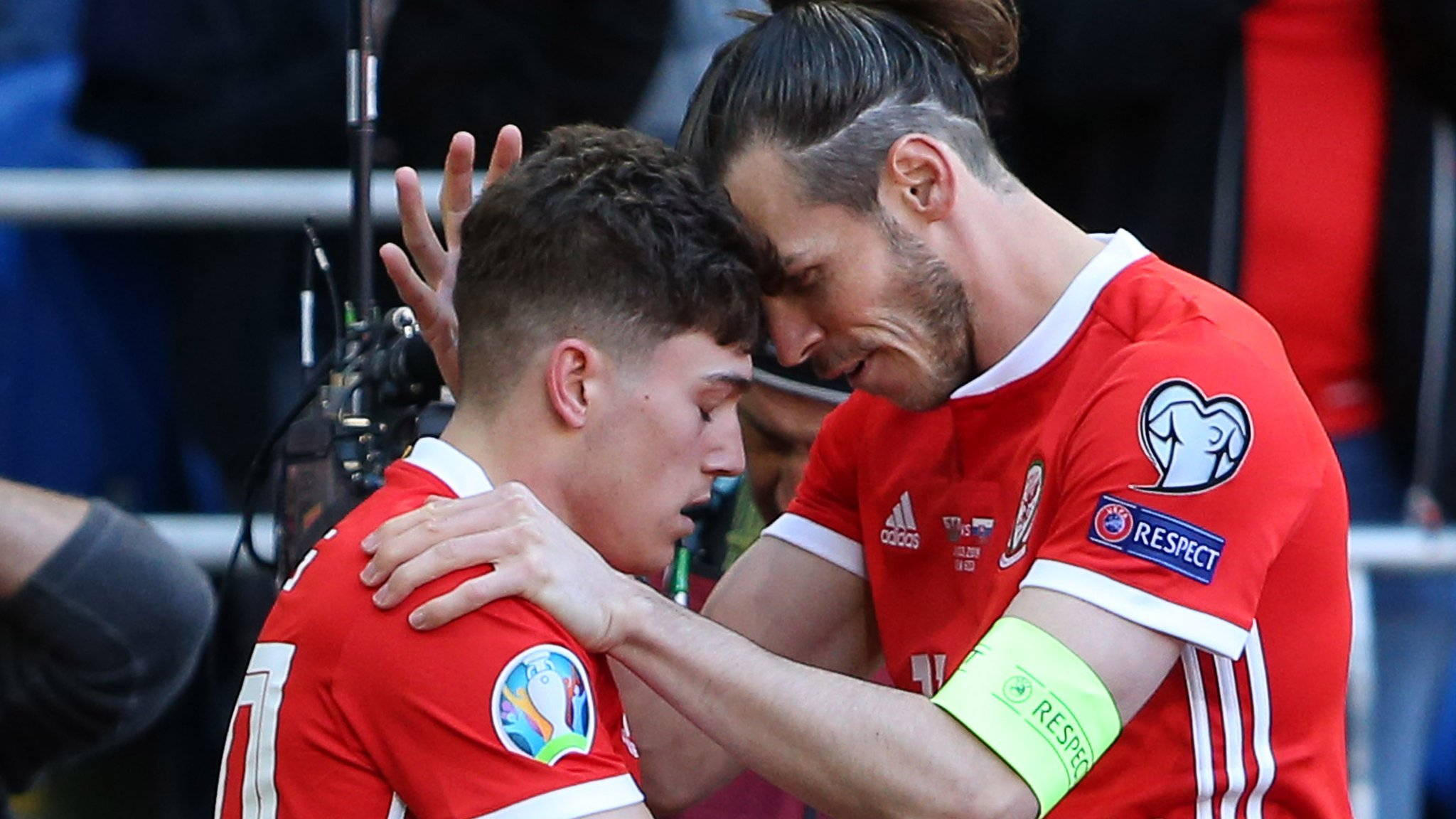 Daniel James: Wales winger has 'learnt' from Ryan Giggs & Gareth Bale
