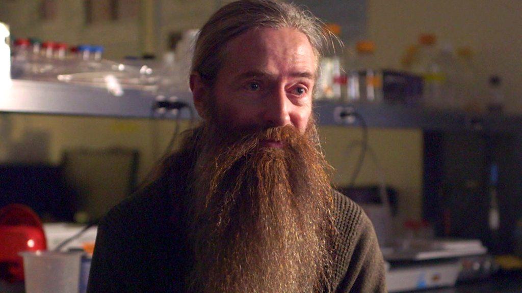 Aubrey de Grey: Treating ageing as a curable disease