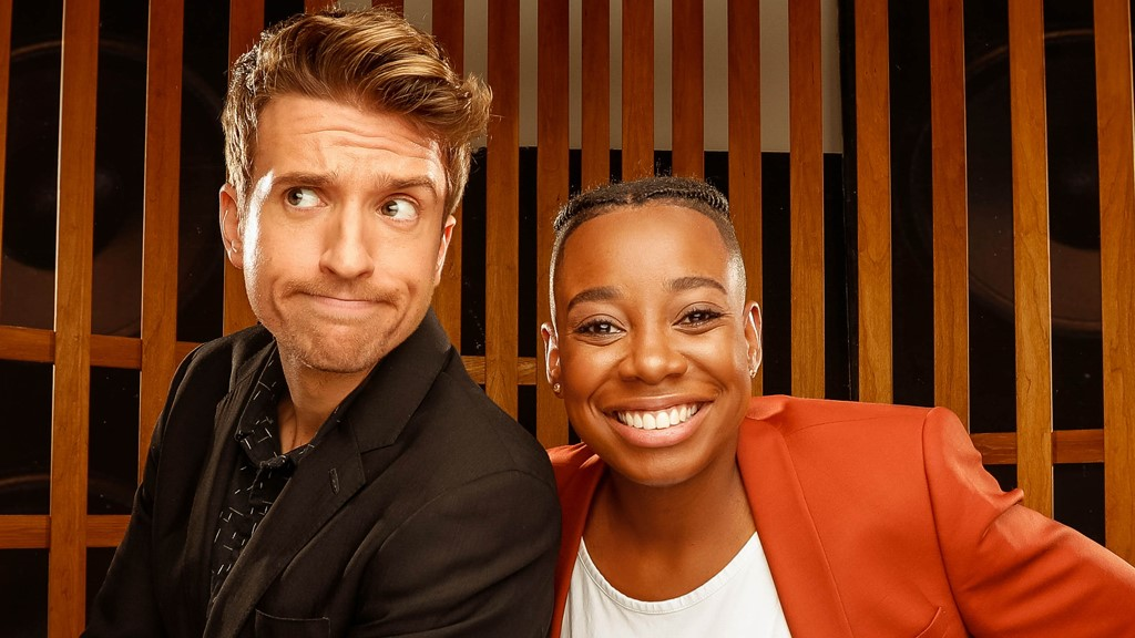 Greg James and A.Dot to host new pop show on BBC One