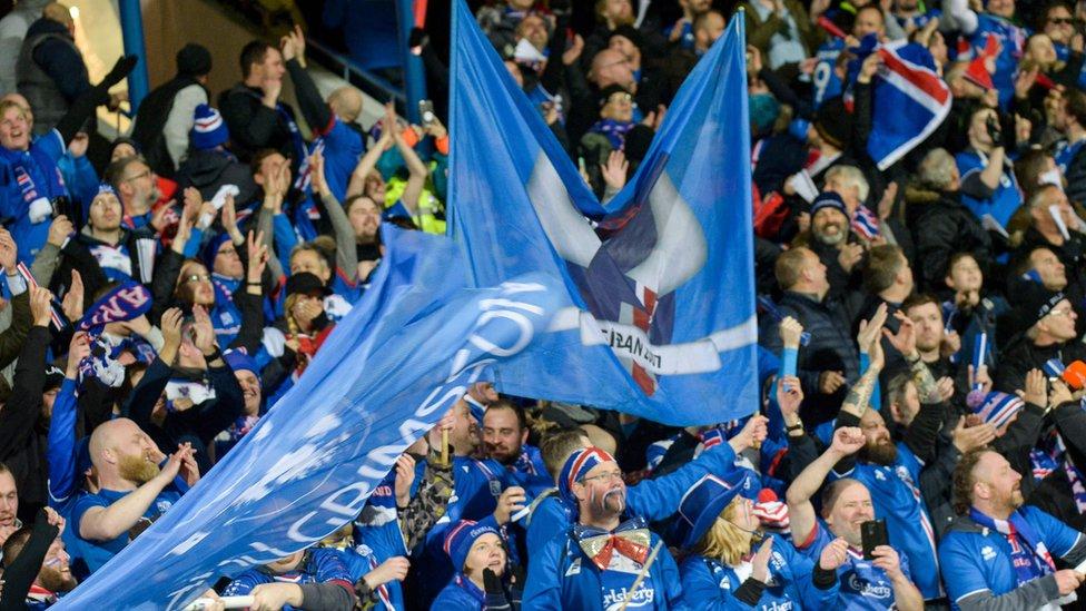 Los islandeses han vivido meses de alegría desde 2015 tras los extraordinarios resultados de su selección de fútbol.