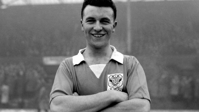 Jimmy Armfield: Munich, Moore and Clough - a life