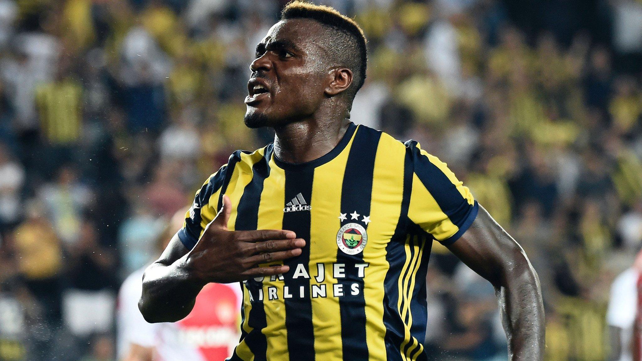 Emmanuel Emenike leaves Turkey for Greek side Olympiakos