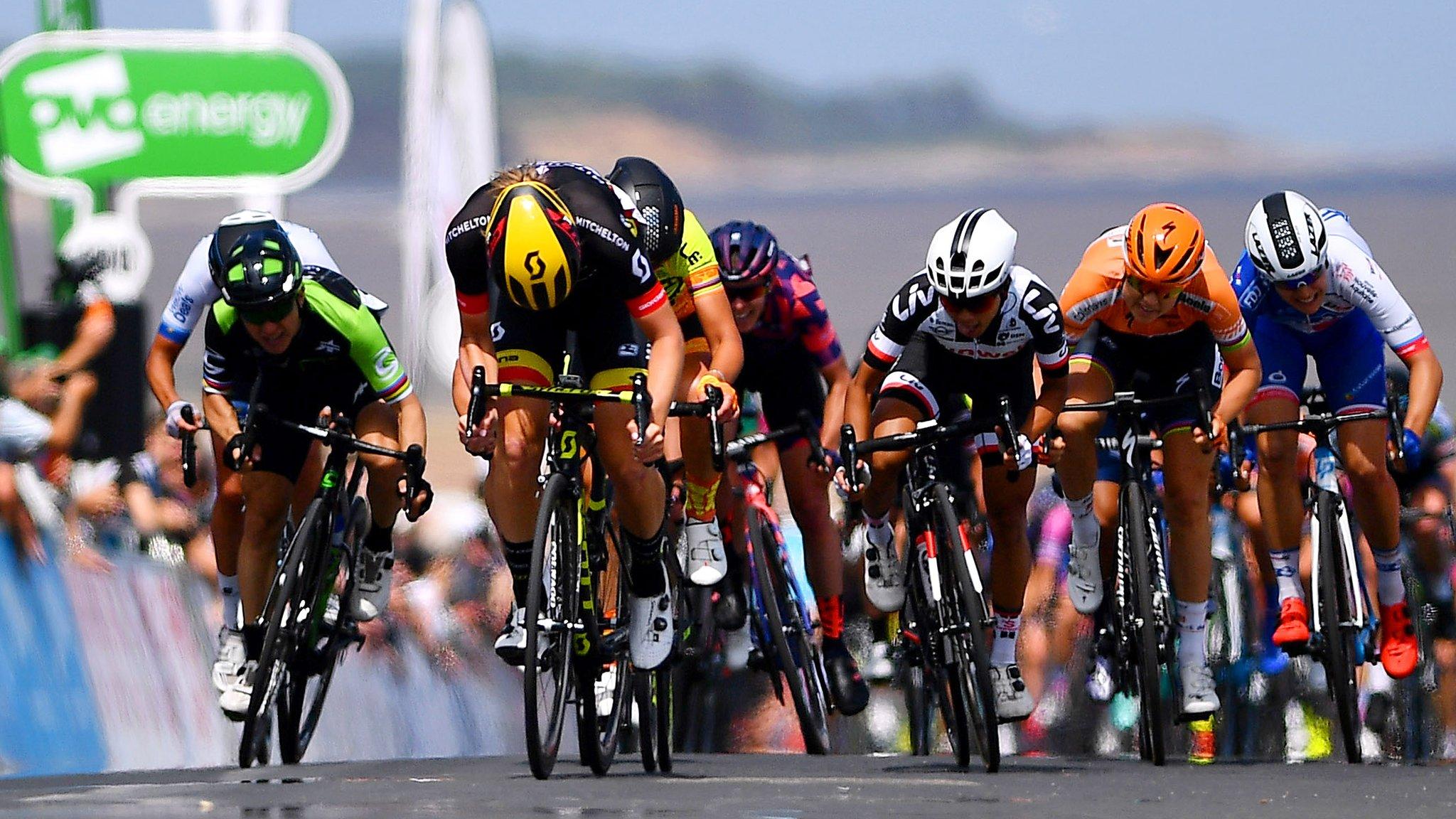 Women's Tour: Suffolk to host start