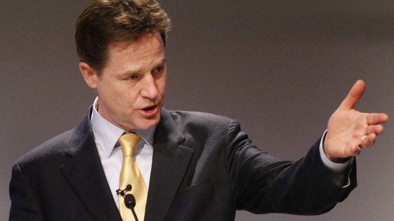 Nick Clegg to shadow both Brexit cabinet ministers