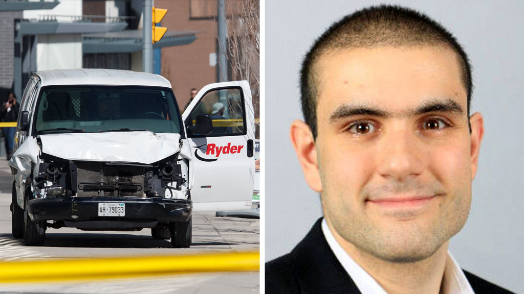 Alek Minassian Toronto van attack suspect praised 'incel' killer