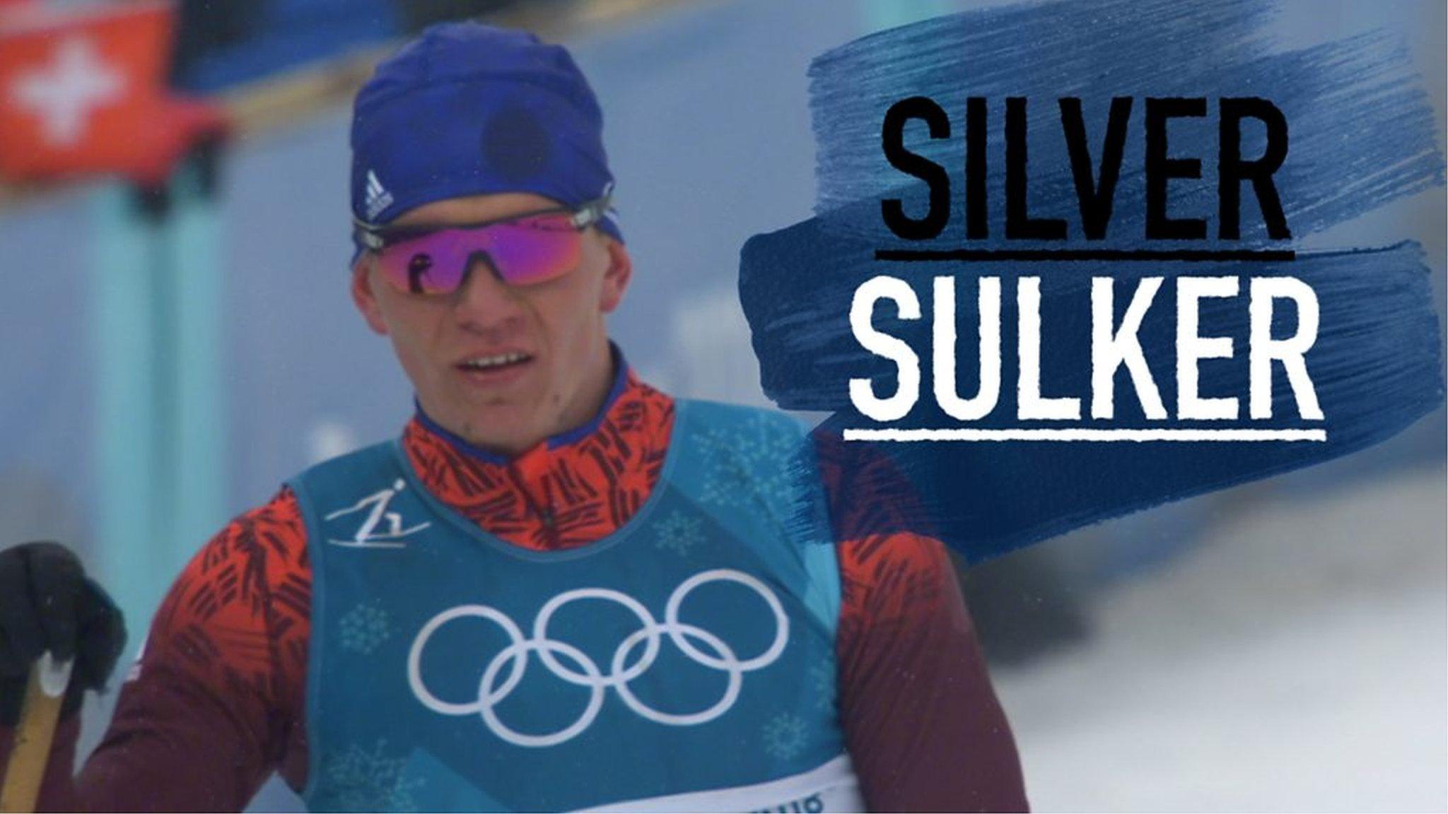 Winter Olympics: Alexander Bolshunov angry with silver cross country skiing medal