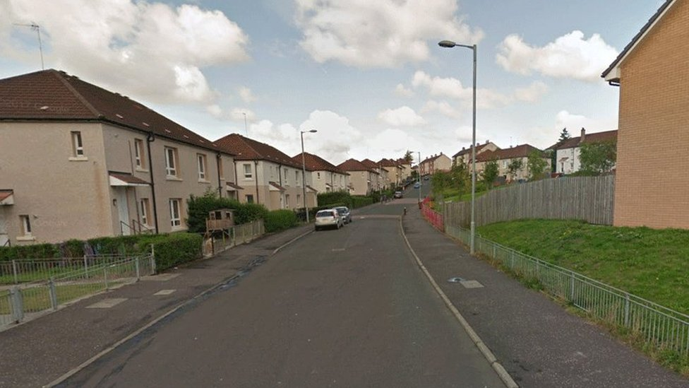 Man in hospital after shooting reports in Glasgow