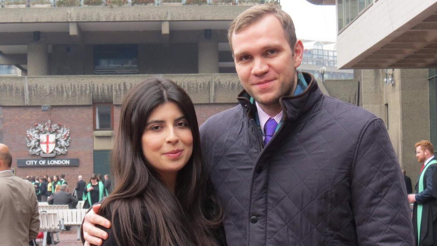 Wife of jailed Briton Matthew Hedges speaks to BBC