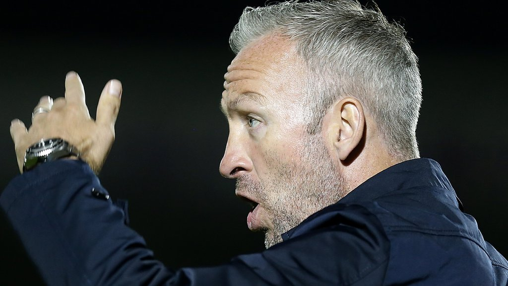 Shaun Derry: Cambridge boss wants all players to score goals