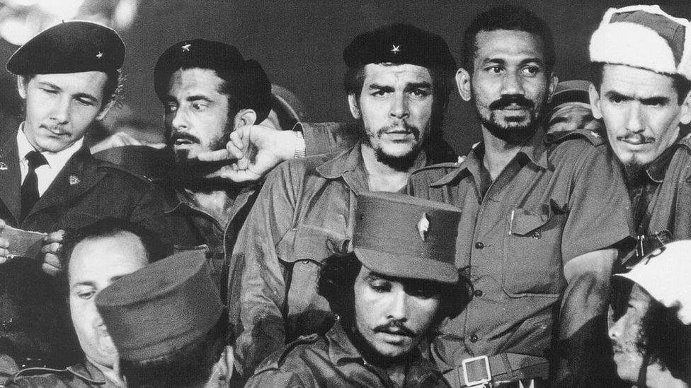 Anderson niega que el Che fuese racista y dice que, por el contrario, luchó junto a negros en Cuba.