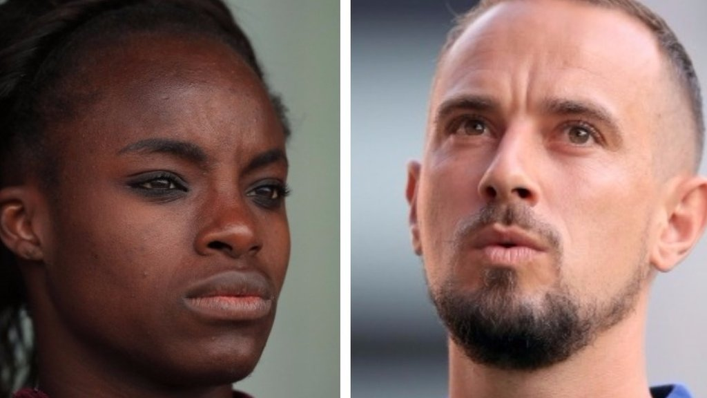 FA apologises over Sampson remarks to two players