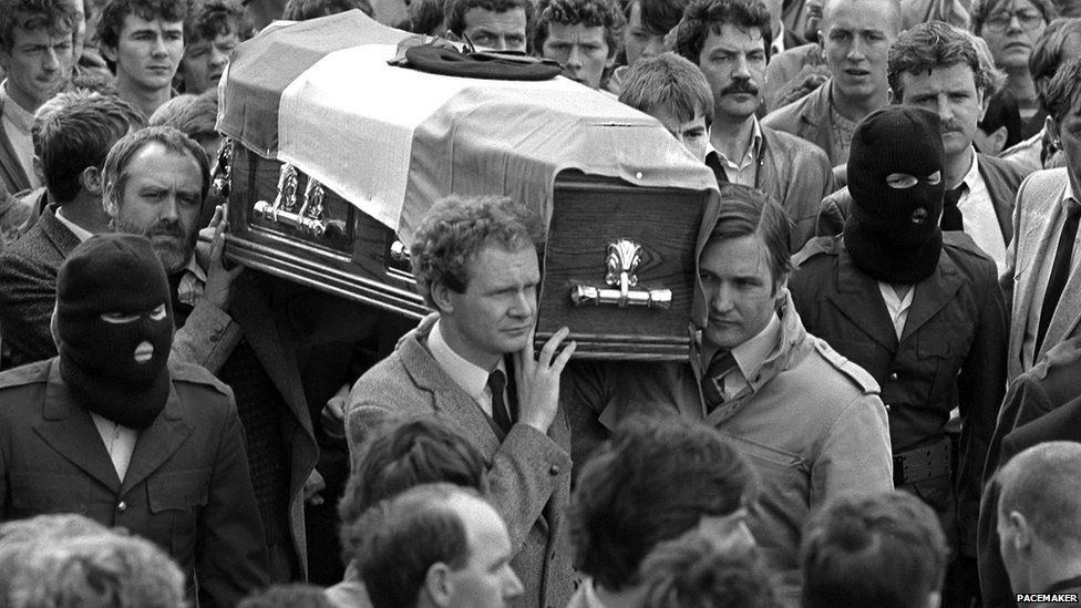 Martin McGuinness' IRA past in Derry