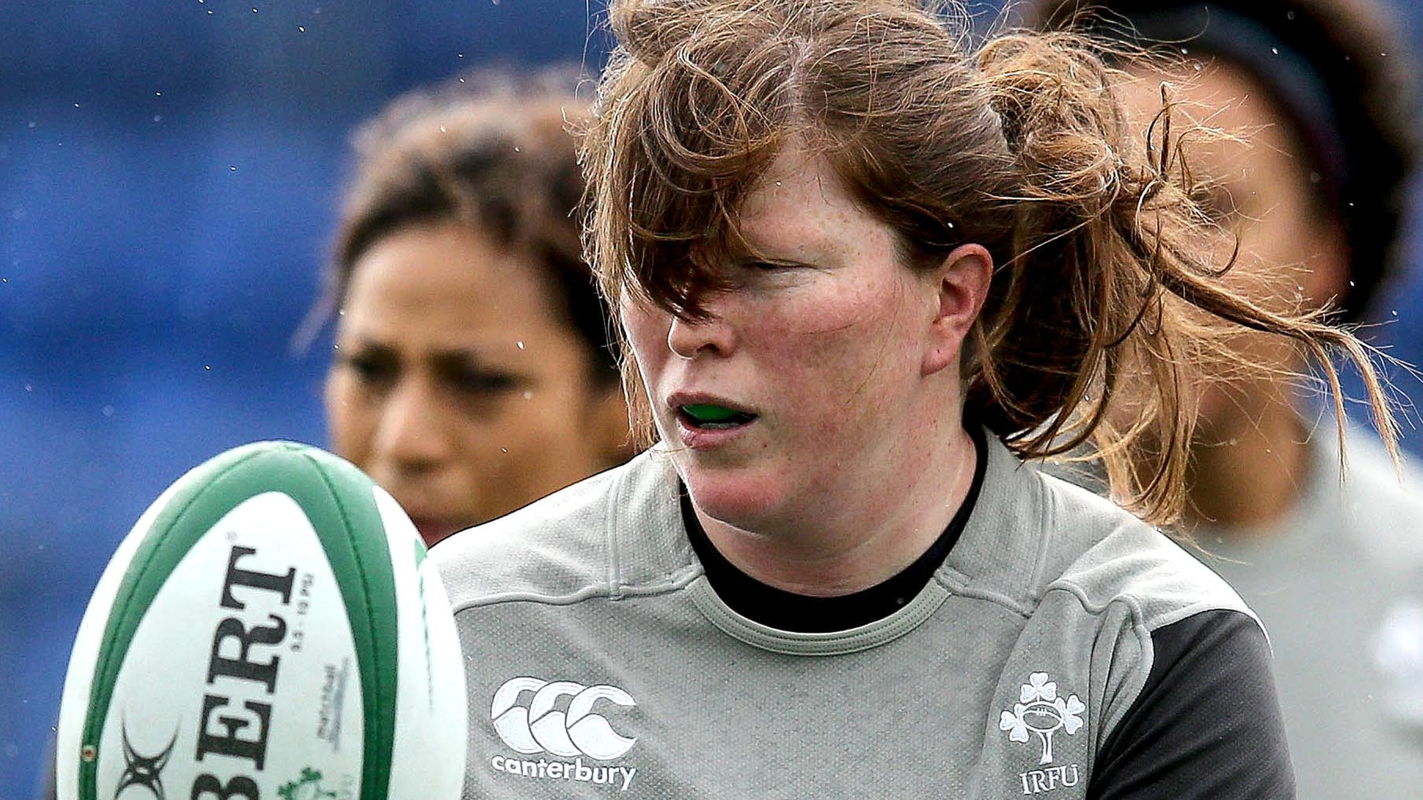 Women's Rugby World Cup: Ireland prop O'Reilly to miss play-offs