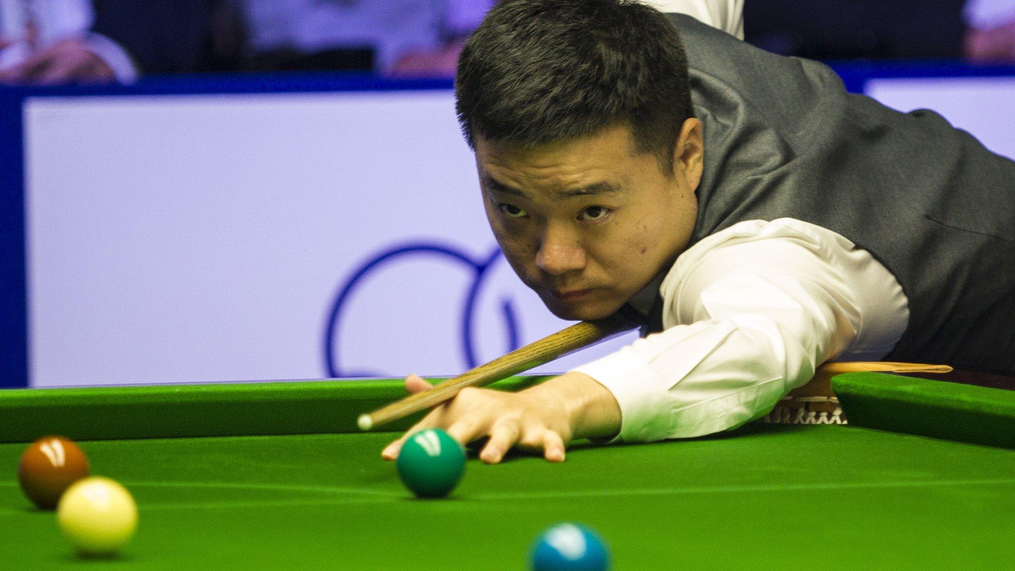 UK Championship: Ding Junhui repels Xiao Guodong fightback to progress