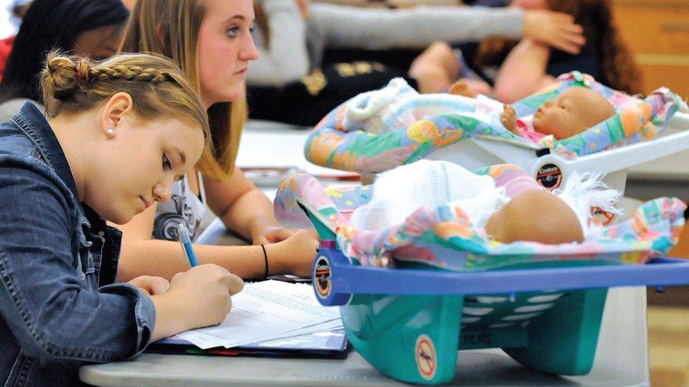 Concerns raised over teenage pregnancy 'magic dolls'