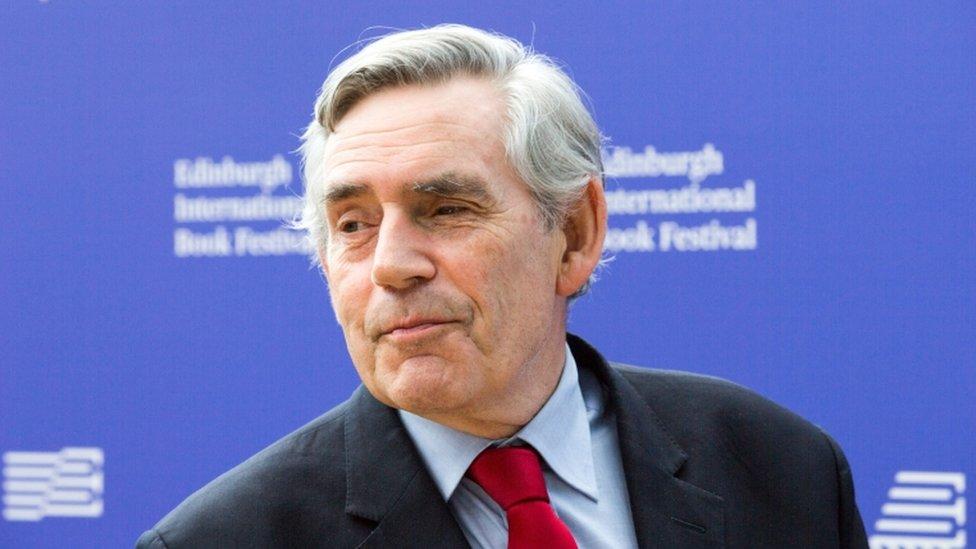 Gordon Brown says Jeremy Corbyn 'has to change'