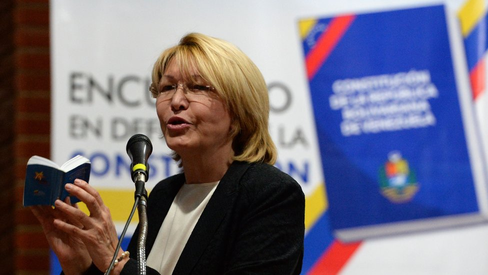 Disputed Venezuela assembly takes parliament's powers