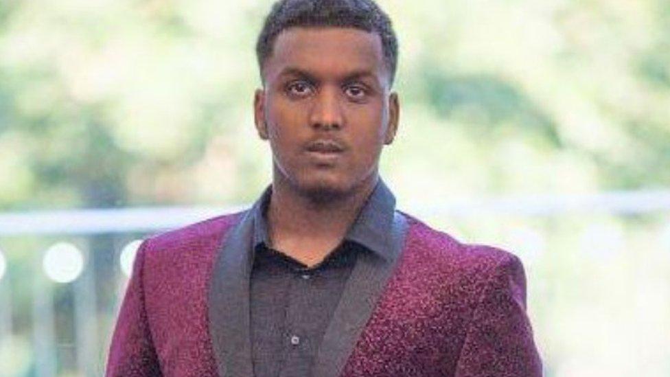 Joseph Chamberlain College stabbing student 'fled Somalia'