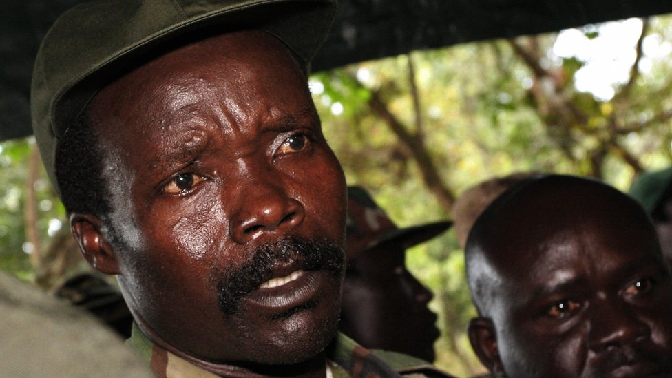 LRA leader Joseph Kony