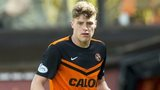 Partick Thistle have signed Dundee United's Robbie Muirhead on loan