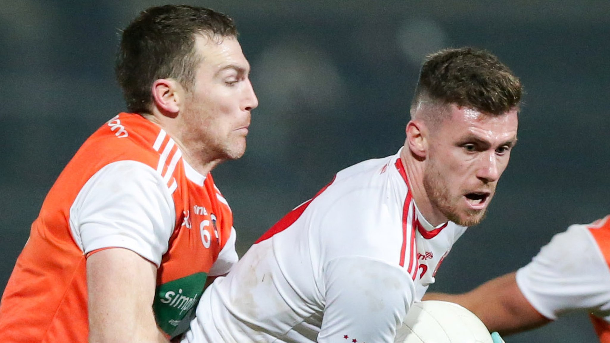 Dr McKenna Cup: Tyrone edge out 13-man Armagh 0-16 to 0-14 in feisty final