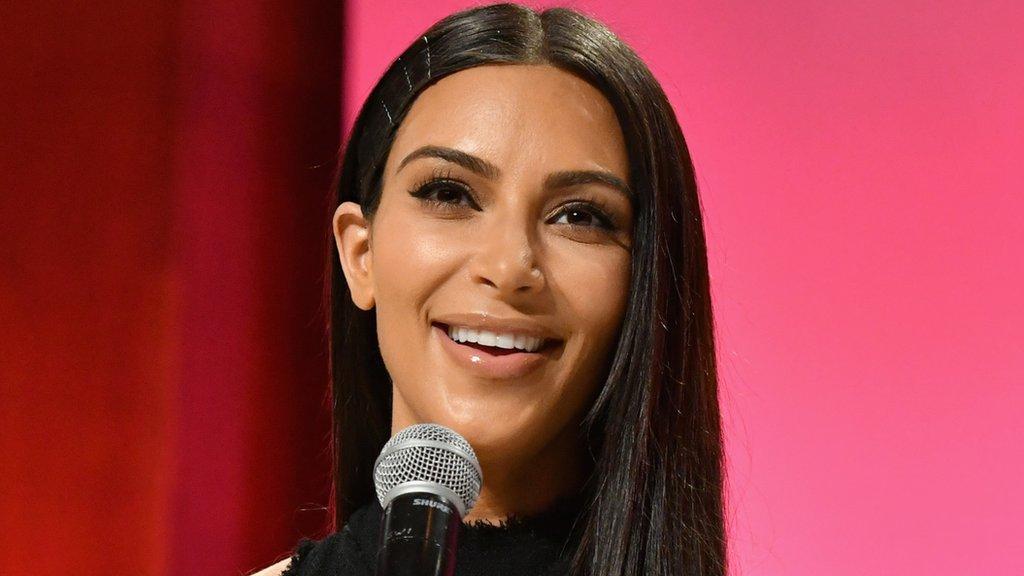 Kim Kardashian will appear in the all-female Ocean's Eight