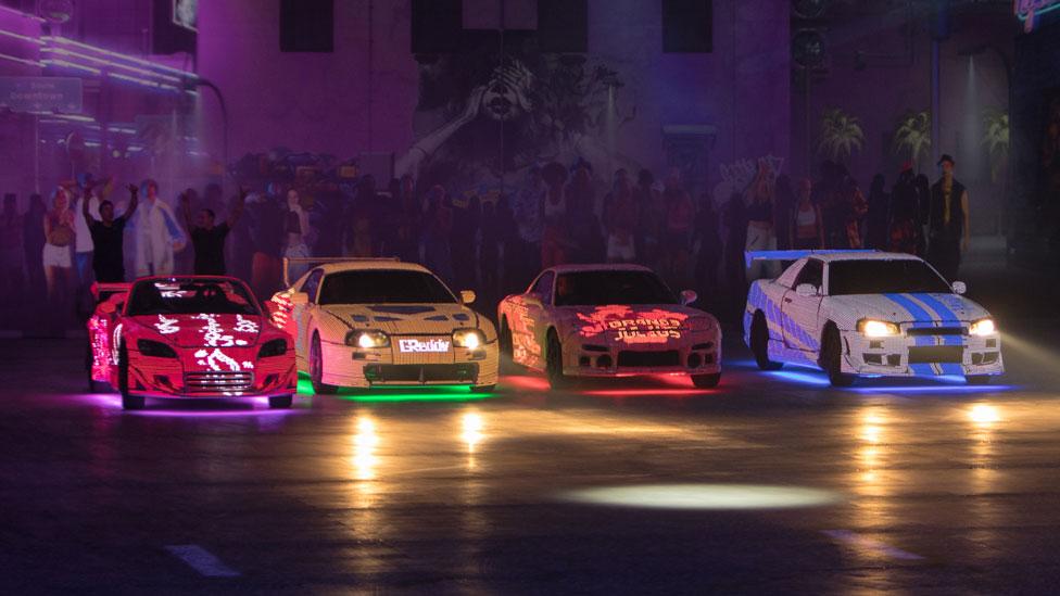 Fast & Furious Live se estrena el viernes por la noche en Londres y luego recorrerá Europa. Foto: Fast & Furious Live.