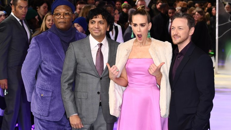 M. Night Shyamalan's latest film Glass has just been released in cinemas