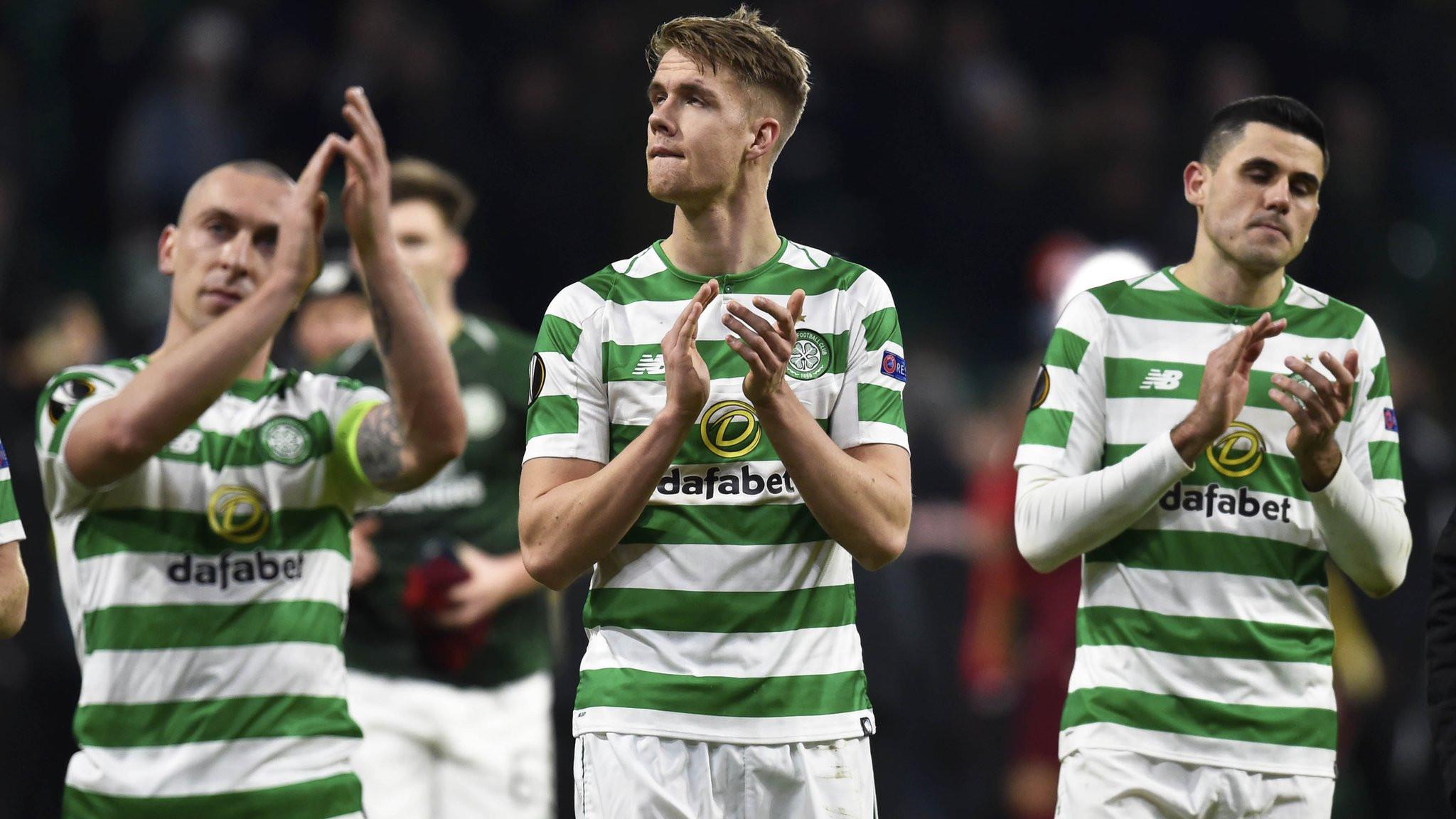 Brendan Rodgers: Celtic's Europa League qualification 'huge achievement'